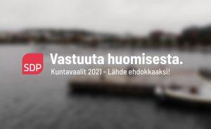 Read more about the article Vaalit voitetaan verkossa